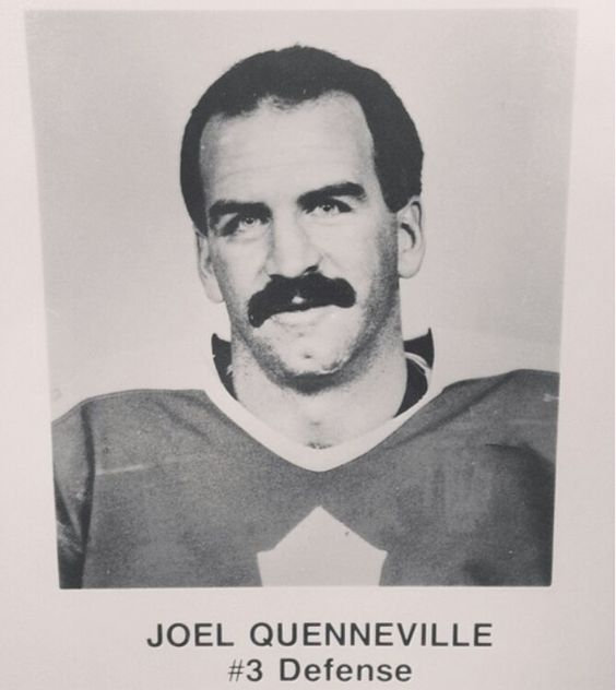Joel Quenneville Player