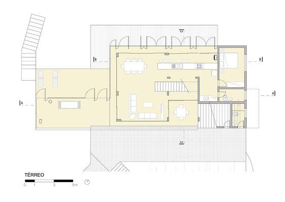 Galeria de Casa no Cerrado / Vazio S/A - 20