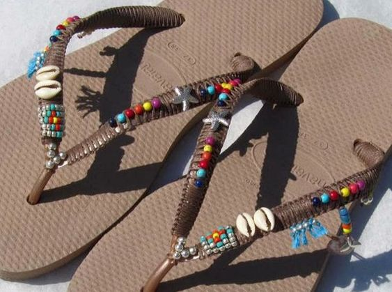 Flip Flops, Sandals, Hippie Shoes, Hippie Sandals, Women Flip Flops, Bohemian Shoes, Vegan Shoes, Ve