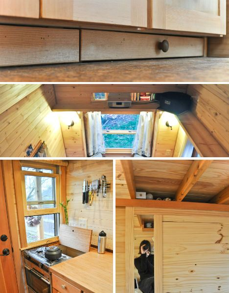 27 Space-Saving Tricks and Techniques for Tiny Houses