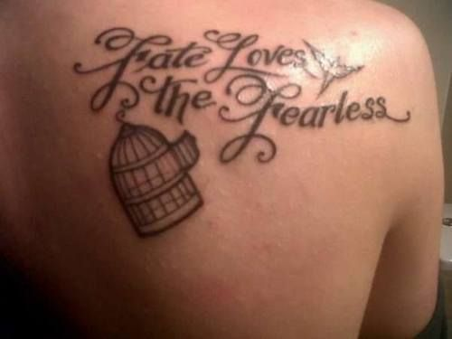 tattoo quotes tumblr love the open bird cage tattoo