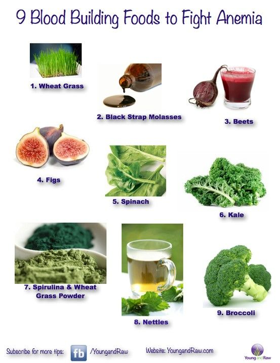 Foods To Eat To Increase Red Blood Cells