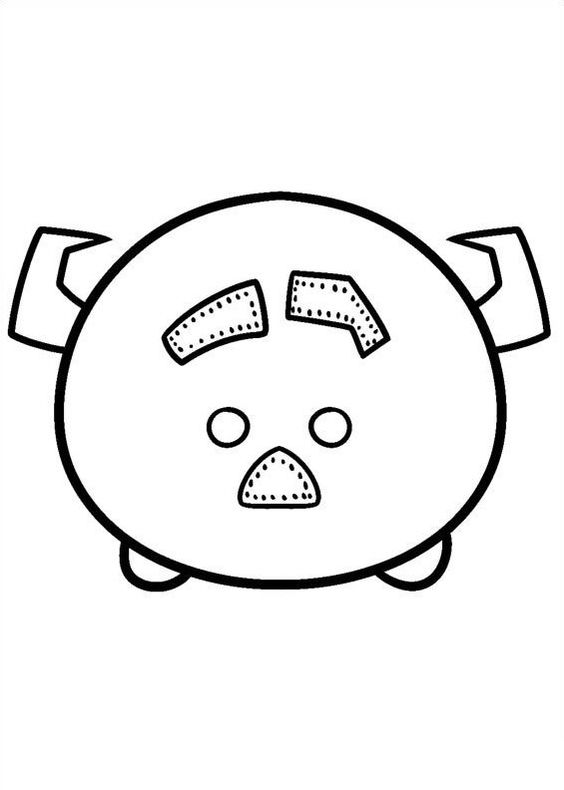 Coloring Pages Kids N Fun : Kids n fun coloring pages of tsum imagens