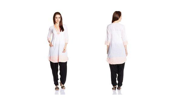 Buy Rangriti Women's Cotton Straight #Kurta (70% OFF) @₹ 300.00 #Deal