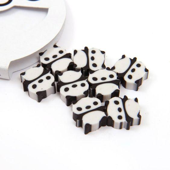 Panda Erasers