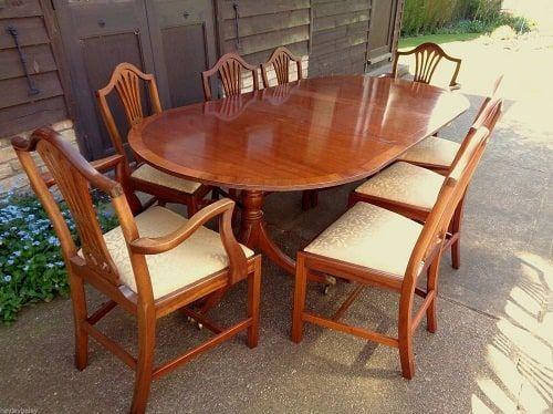 Antique Dining Room Furniture, Antique Dining Room Furniture 1930