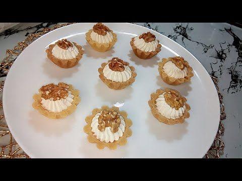 حلوة لجميع المناسبات 2021 اقتصادية و سريعة التحضير حلويات جزائرية Youtube Desserts Food Mini Cupcakes