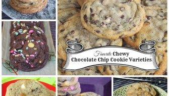 My Favorite Chewy Chocolate Chip Cookies Roundup