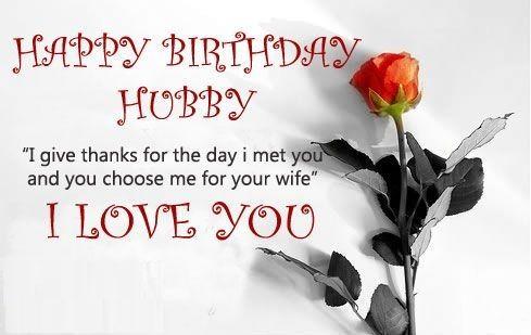 Happy Birthday Wishes Images For Husband Happy Birthday Husband