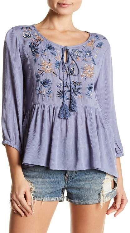 Magical Embroidered Tunics