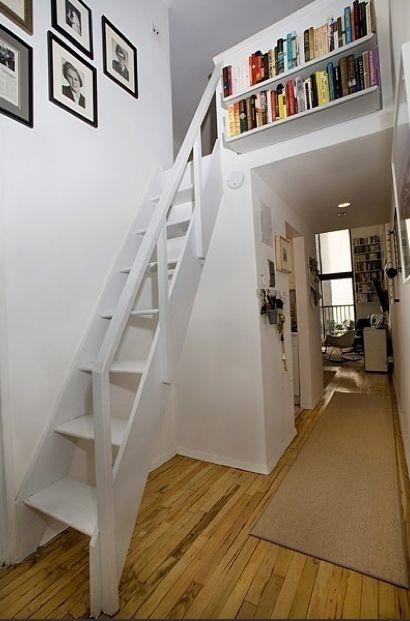 Mezzanine Ladder Design