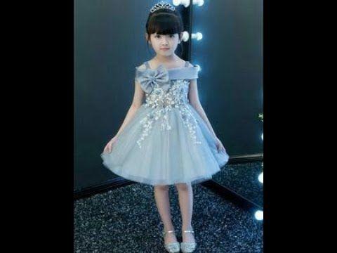 فستان سواريه لطفله لبس العيد خليك فى البيت Youtube Flower Girl Dresses Girls Dresses Flower Girl
