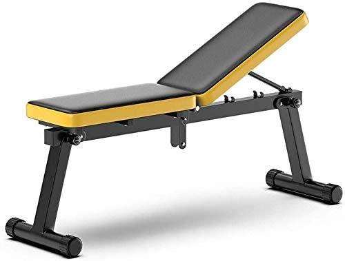 Jldn Utility Weight Bench Adjustable Foldable Workout Benchs Incline Bench Press Exercise Gym Bench In 2020 Weight Benches Latissimus Dorsi Exercises Bench Press