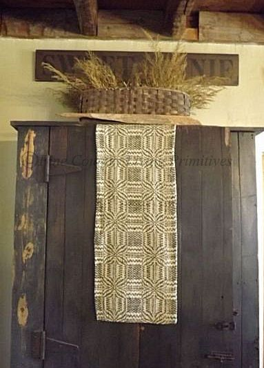 Heirloom textiles fine country living primitives for Fine country living
