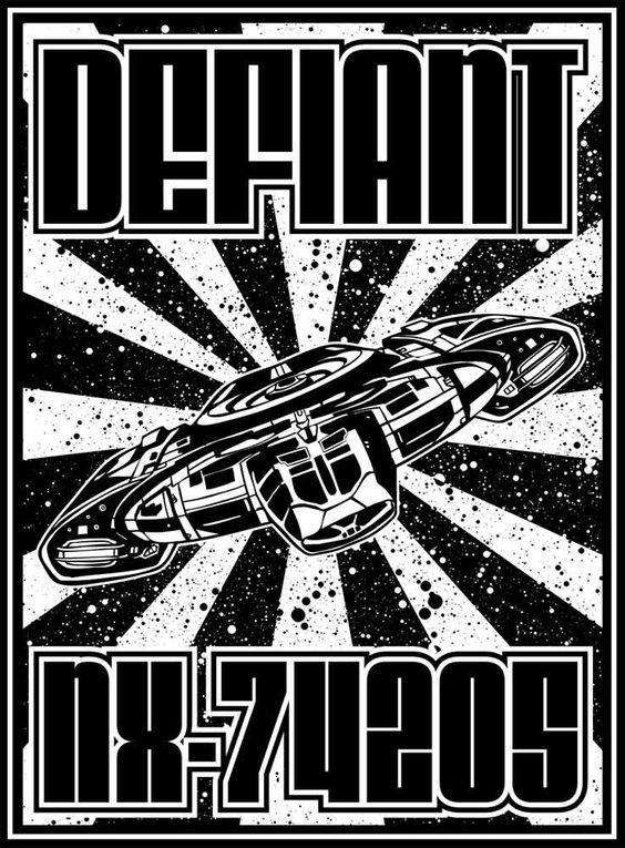Defiant!