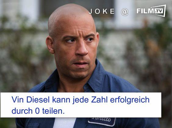 Häää? Na gut, ER kann das!  #joke #vindiesel #mathe