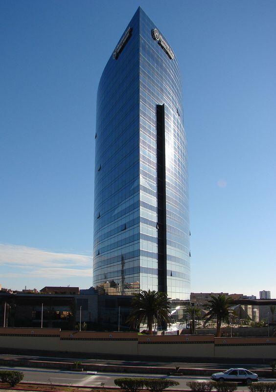 Belles photos d'Oran Algerie - Wahran hotel sheraton