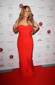 Mariah Carey Red Carpet Dress Google Search Curvy