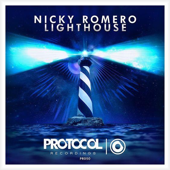 Nicky Romero – Lighthouse (single cover art)