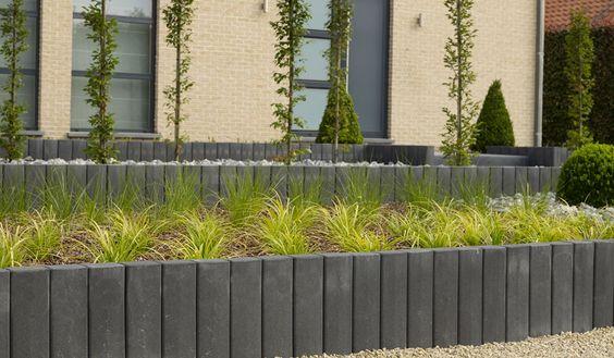 Stone Style En 2020 Bordure Jardin Amenagement Jardin Jardins