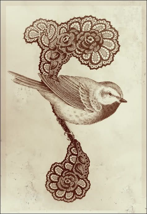 I like birds.  Pretty print for my wall someday?