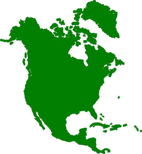 North America Continent, North America Facts