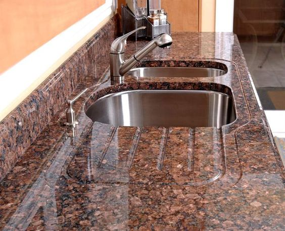 How To Make Concrete Countertops Look Like Granite