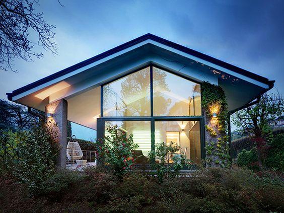 arquitectura de casas de campo - Buscar con Google
