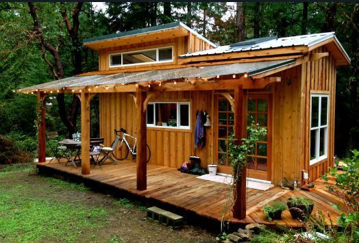 How To Plan, Finance And Build A Tiny House #TinyHomeTips See This Amazing  Guide, How To Build Your Own Tiny House On A Budget, And Learn Everything  You ...