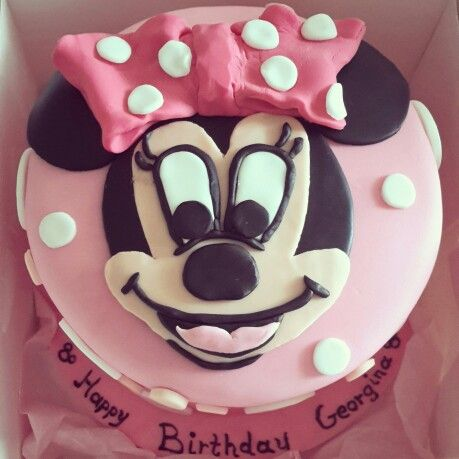 Minnie Mouse!!