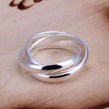 R167 mayorista! venta al por mayor anillo de plata 925, 925 joyería de plata(China (Mainland))