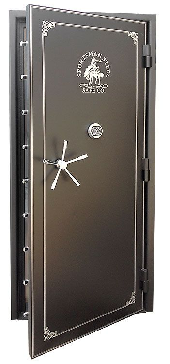 Vault door - Armory model Basement Vault/Safe Room Door