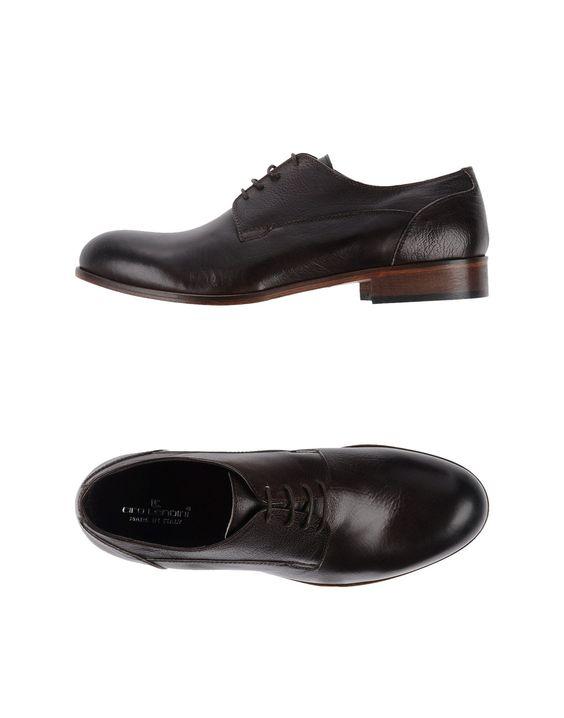 Ciro Lendini Laced Shoes - Men Ciro Lendini Laced Shoes online on YOOX Peru