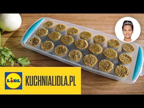 Domowa Kostka Rosolowa Prosty Przepis Kinga Paruzel Kuchnia Lidla Youtube Food Muffin Pan Pan