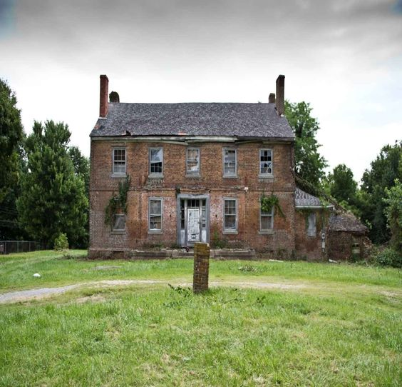 Abandoned Places For Sale In Pa: Abandoned Mansion For Sale In Barbour County Alabama