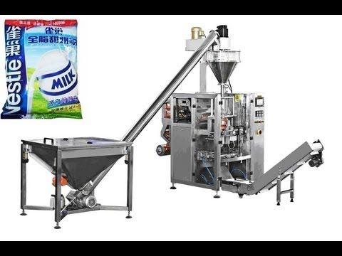 1kg Flour Vertical Ffs Bag Packing Machine Automatic With Auger Filler Granule Filling Packaging Youtube Packing Machine Packaging Machinery Packaging