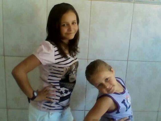 Cristiane Soares e Fernanda