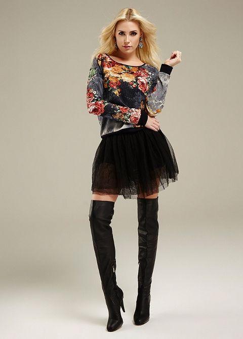 Mixray: Chloe Loughnan Bluz