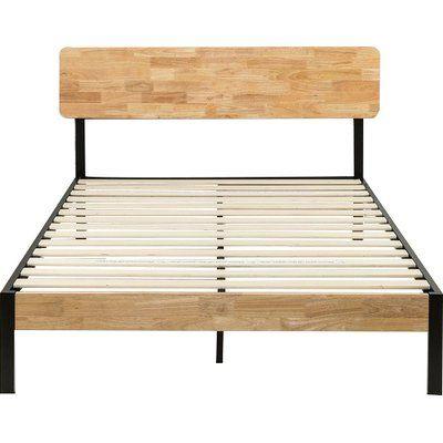 Ursula Platform Bed King Size Platform Bed Wood Platform Bed Platform Bed