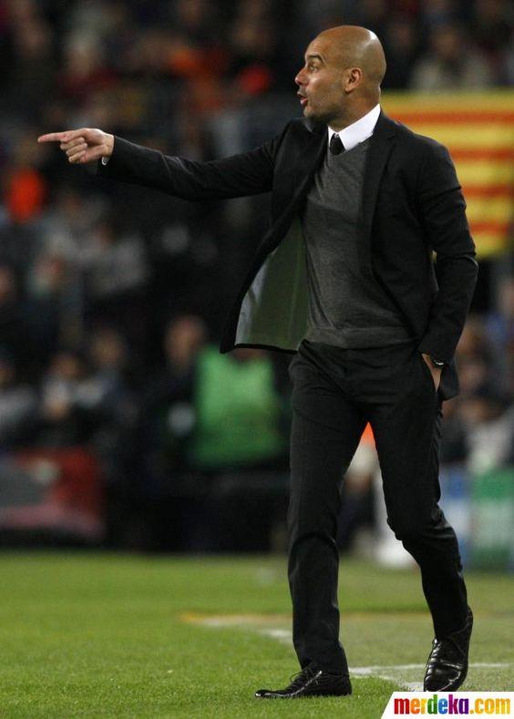 Pep Guardiola sudah empat musim di Barcelona. Musim depan, posisinya digantikan Tito Vilanova.