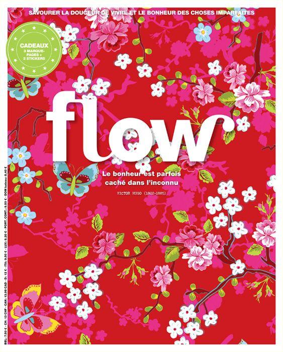 Flow France 23 Flowmagazine Abonnement Magazine Carte Postale