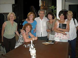 Actividades del taller Beatriz Papotto. Formación de artistas contemporáneos.
