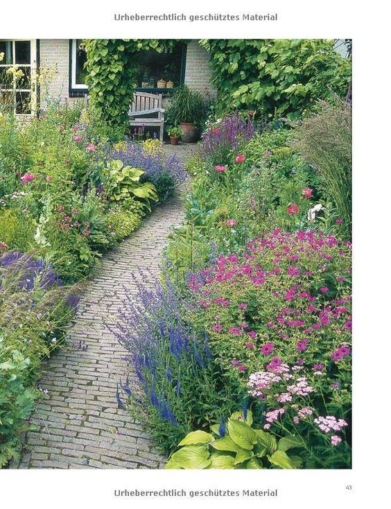 50 kleine g rten von 20 bis 150 qm das ideenbuch amazon for Gartengestaltung 20 qm