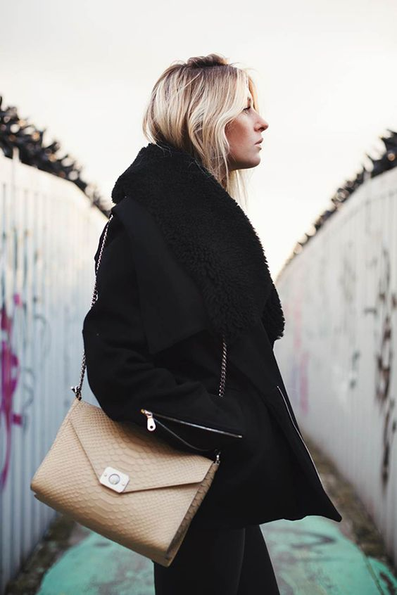 chloe black and white bag - Mulberry Delphie Bag Styled By Camille - Journal | Mulberry ...