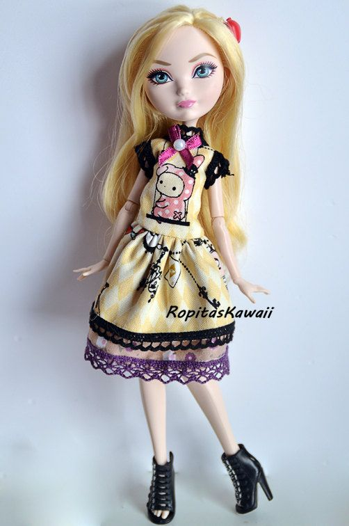 Ever After High Dress on Etsy