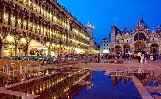veneza, Praça San Marco