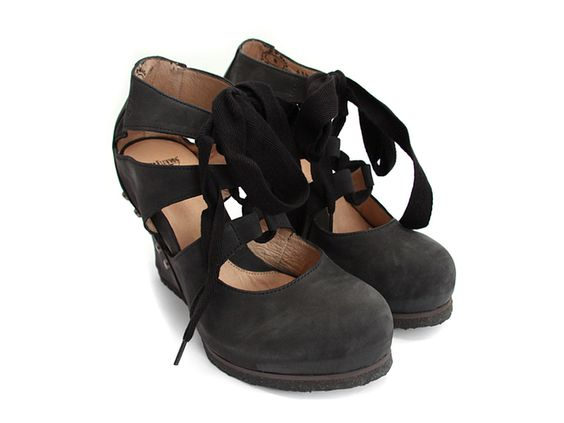 Fluevog Shoes - Dawn