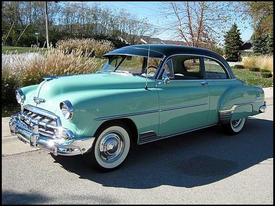 Image gallery 52 chevy 2 door for 1952 chevy deluxe 2 door for sale