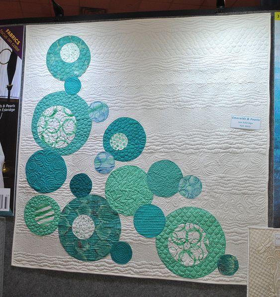 Jen Eskridge, Modern Quilts: