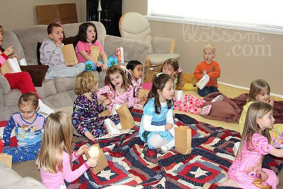 How To Throw A Faux Sleepover Party Good Itenerary
